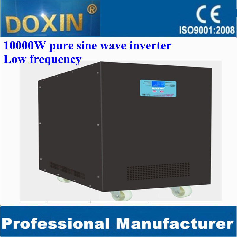 Single Phase DC to AC Power Inverter 10000W 96V UPS