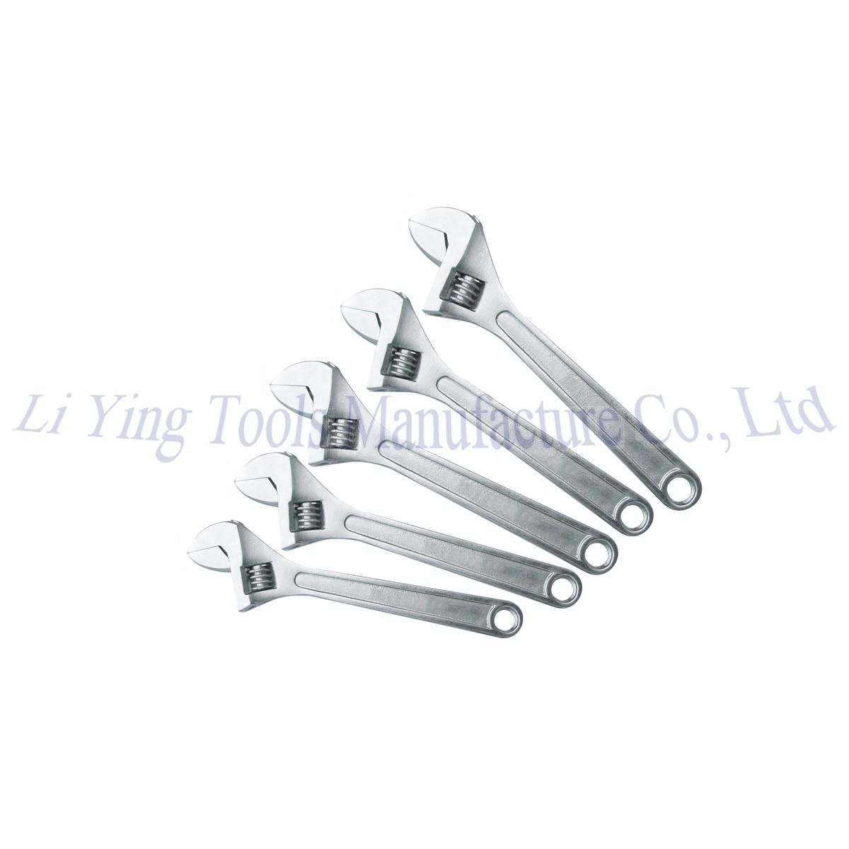 Adjustable wrench set - photo#8