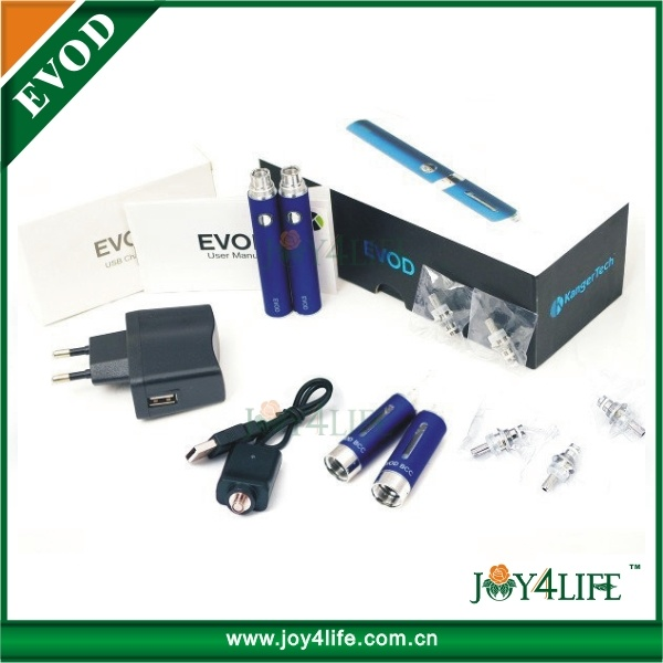 Coil Changeable Kanger Evod Starter Kit with Huge Vapor
