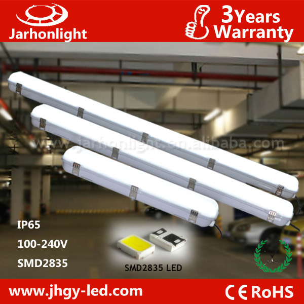 Hot New Products for 2014 20W LED Tri-Proof Light for Parking Lot Lighting
