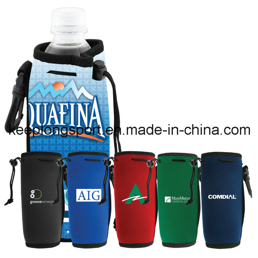 Fashionable and Customized Insulated Neoprene Bottle Cooler, Bottle Holder