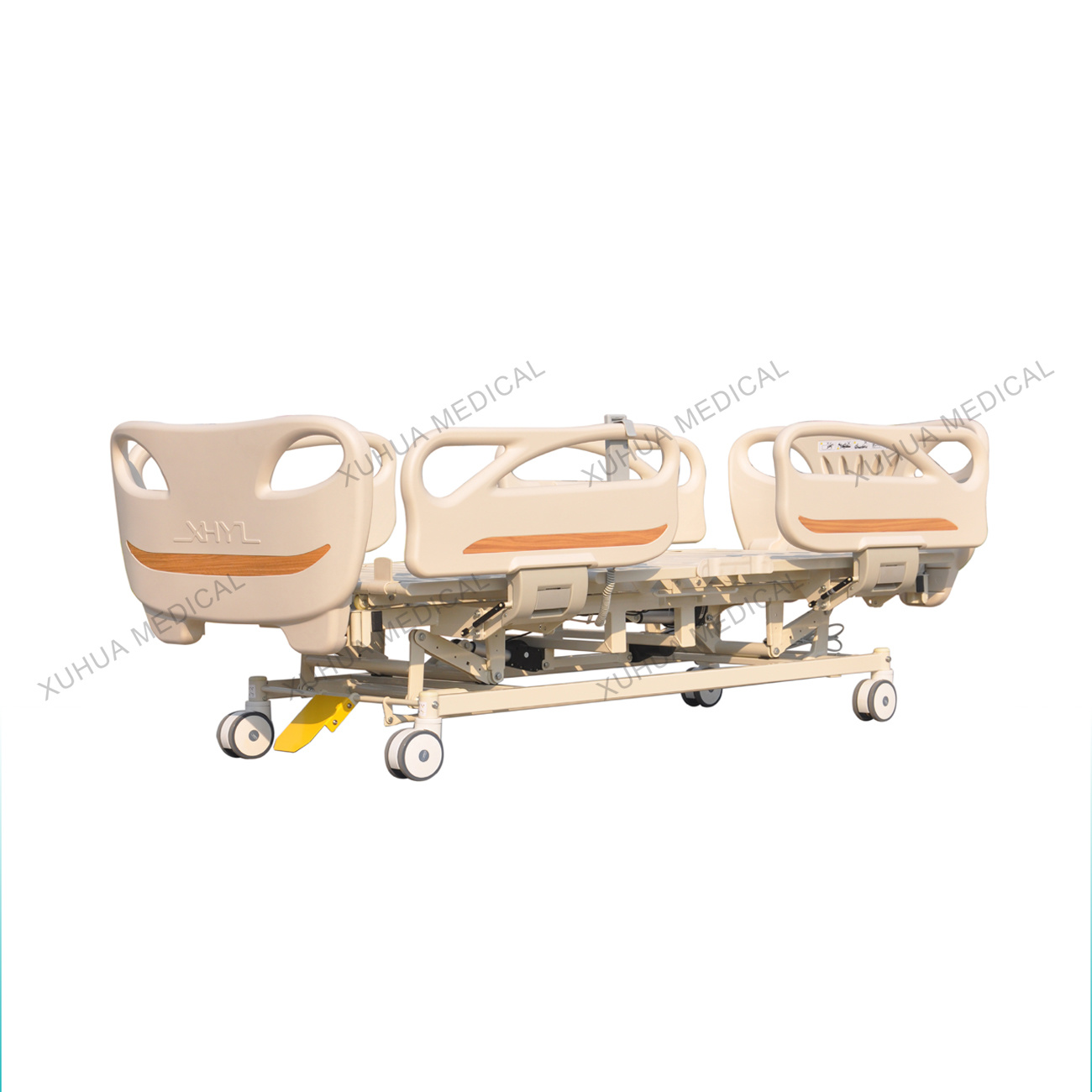 CE/ISO New Model Five Functions Electric Hospital Bed (XH-14)