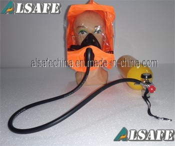 20minutes /30lpm Aluminium Emergency Escape Breathing Device