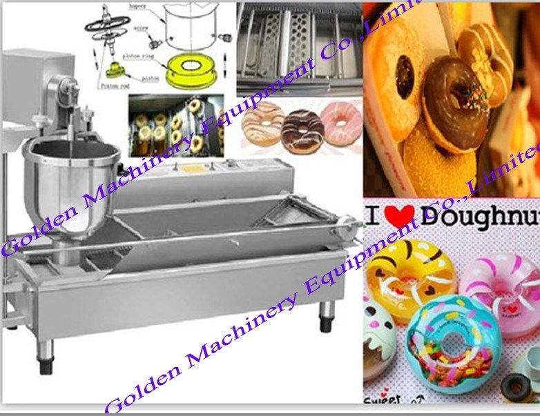 automatic doughnut machine