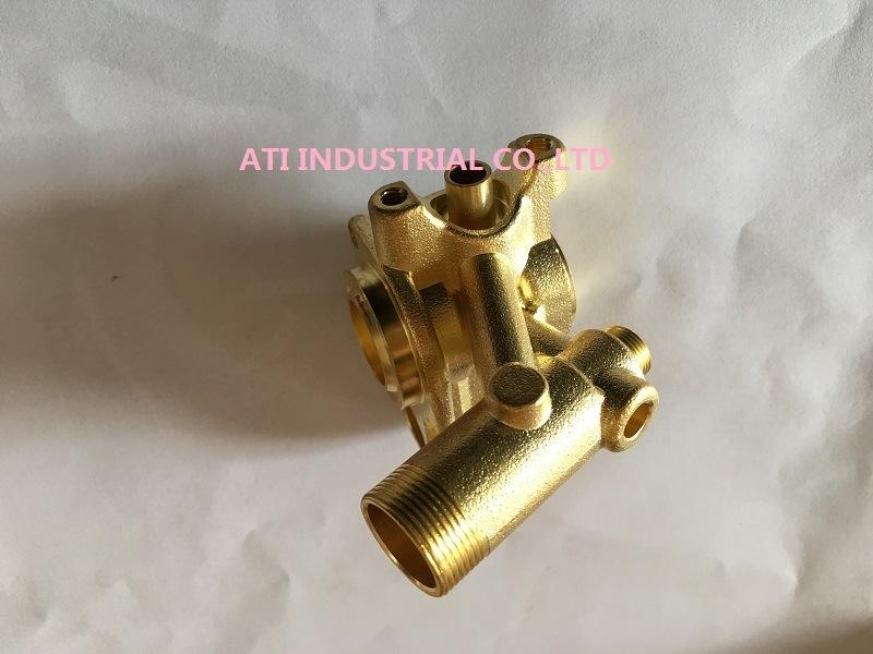 Brass Hot Forging Part