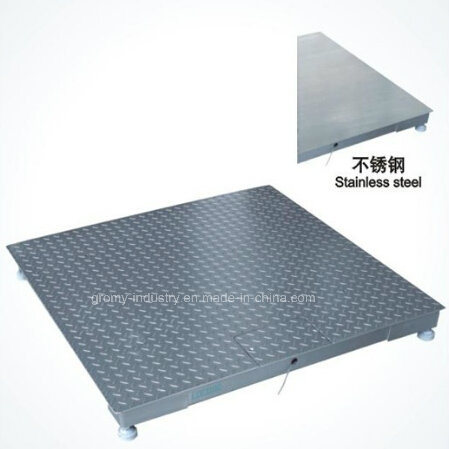 Electronic Platform Weighing Floor Scale 1 Ton to 10 Ton