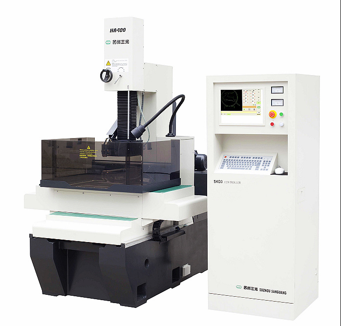 New: AC Servo Multi-Cut CNC Molybdenum Wire Cut EDM (HA400) Sodick