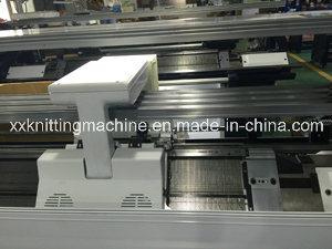 Multi-Gauge Hosiery Machine Computer Flat Knitting Machine