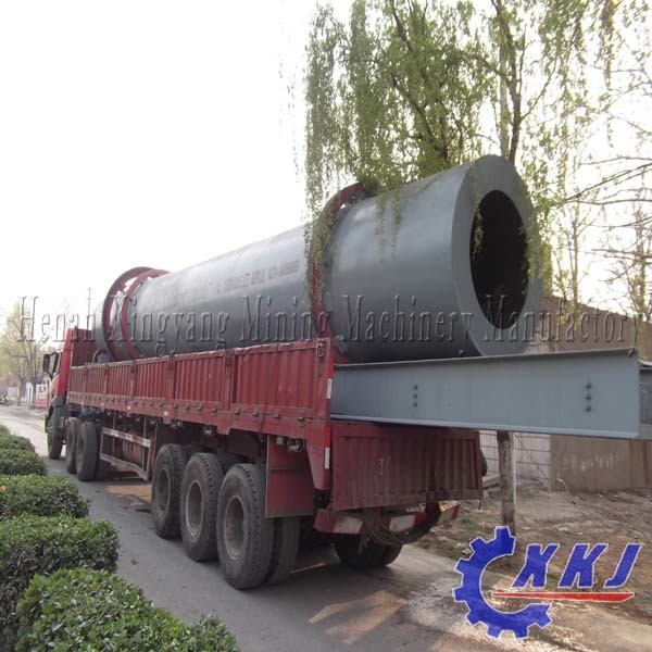 Sand Rotary Dryer Rotary Vacuum Paddle Dryer for Fertilizers