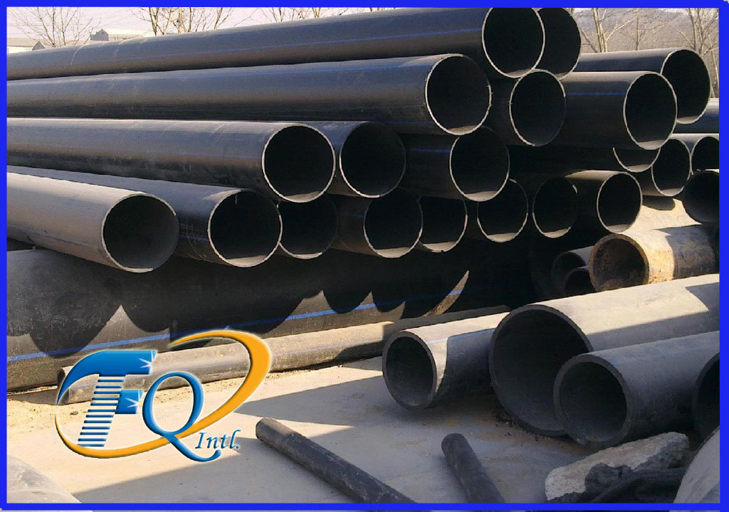 PE Gas Pipe (HDPE water supply plastic pipe)