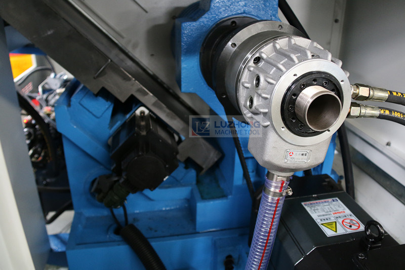 High Precision CNC Turning Center Slant Bed CNC Lathe (SCK6339)