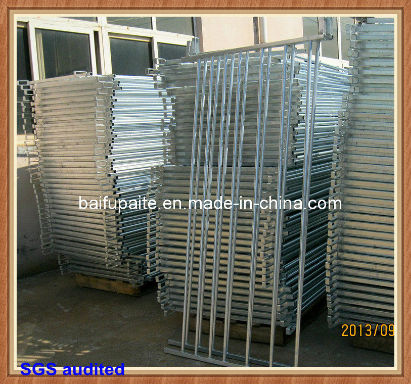 6ft Sheep Pen Gate Galvanized Metal Products