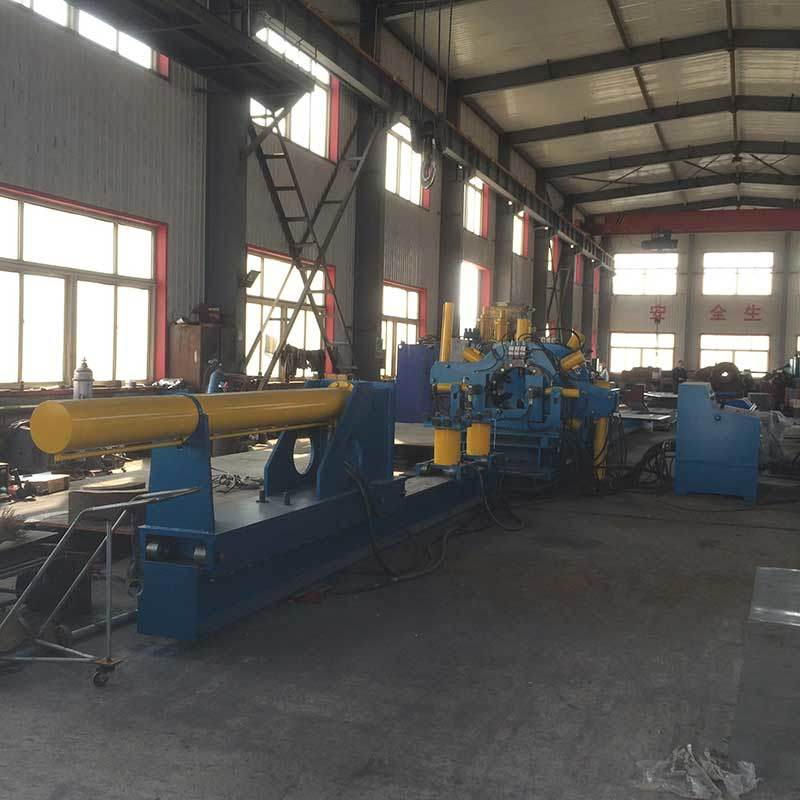 Yczj-400/200 Hydraulic Make-up and Break-out Machine