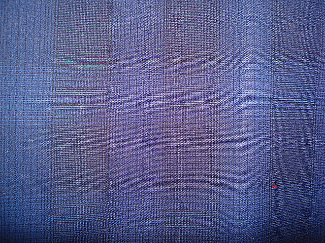 T/R /Sorona Twill Solid Fabric Navy