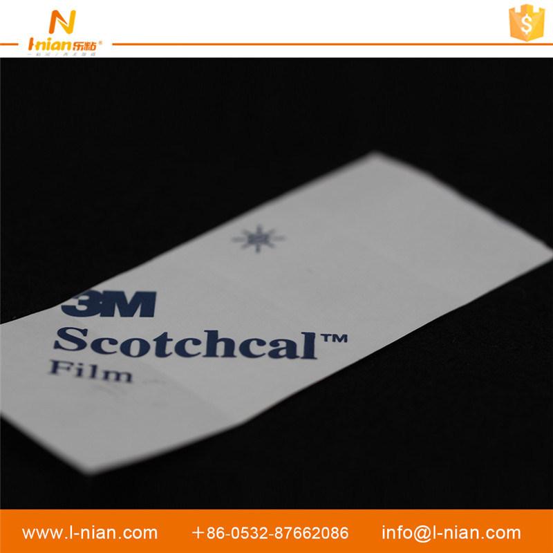 Custom Printed Outdoor Use UV Resistant Durable PVC Sticker