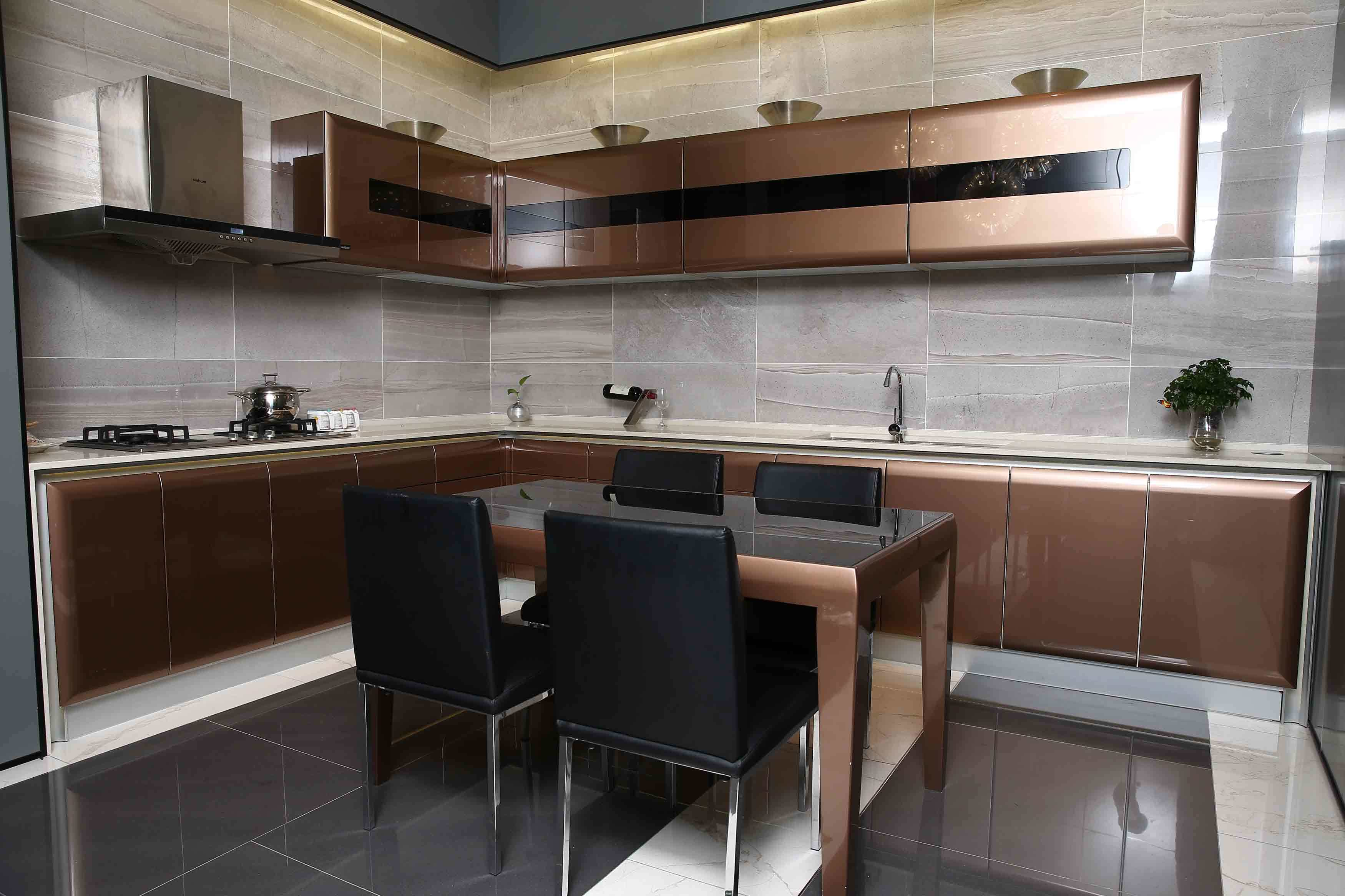 Lacquered Kitchen Cabinets lacquered kitchen cabinets - kitchen captivating black kitchen