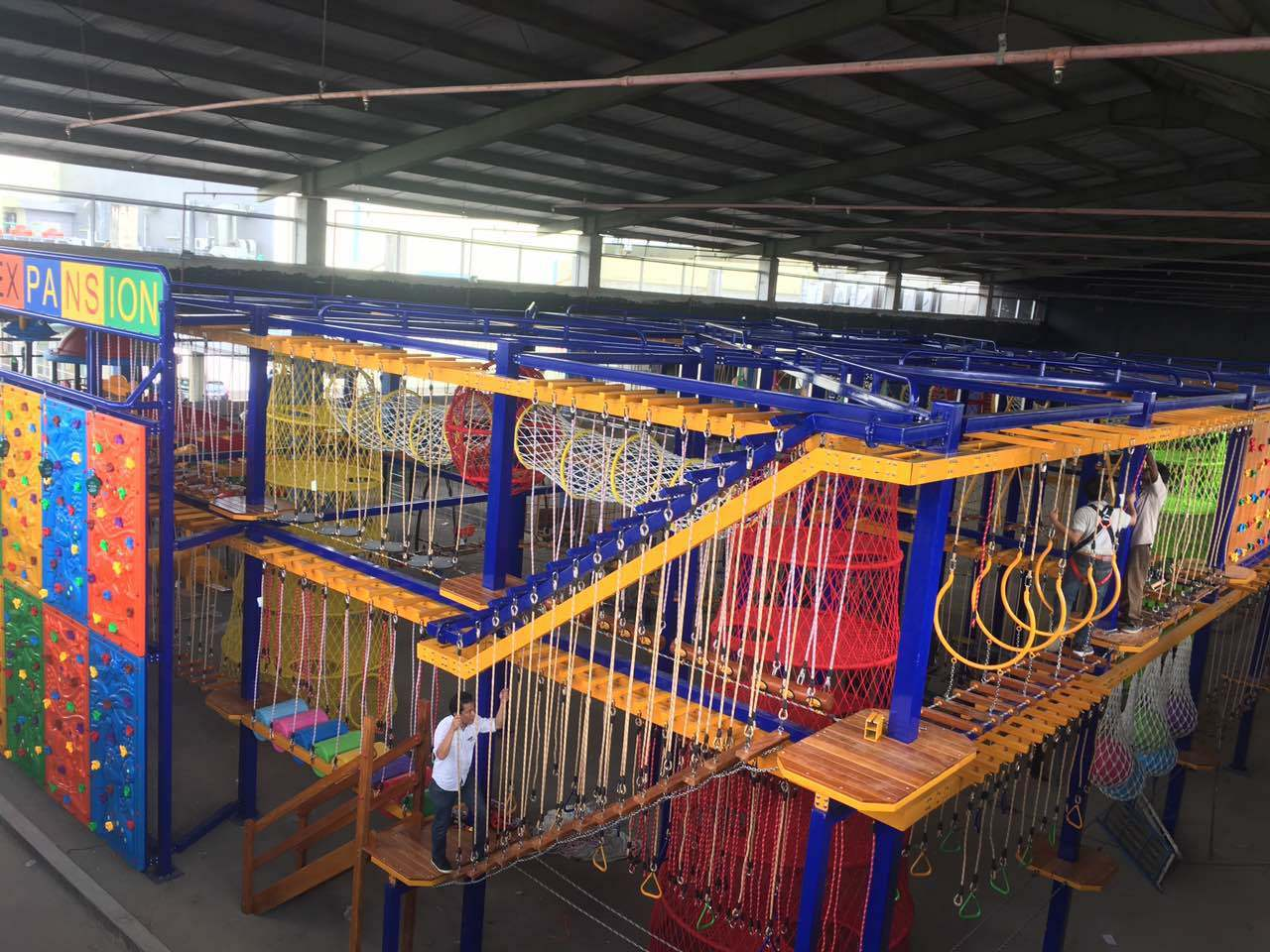 Plastic Maze Outdoor Playground Good Gift for Kids