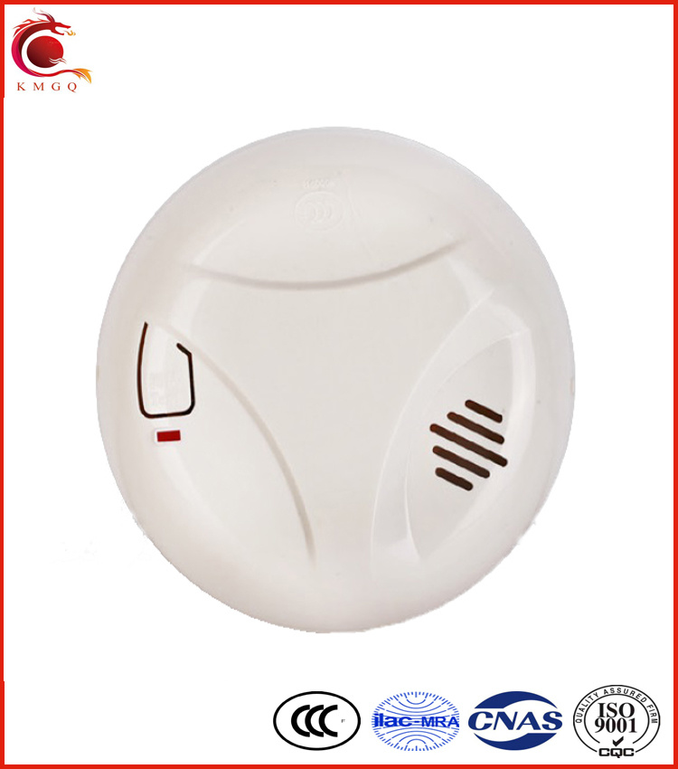 Independent Type Wireless Home Security Photoelectric Smoke Detector