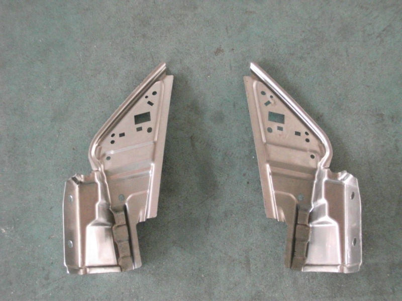 Stamping Part for Rearview Mirror Installation Board