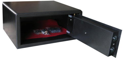 Biometric Fingerprint Safe Box for Laptops (FIN-SA200R)