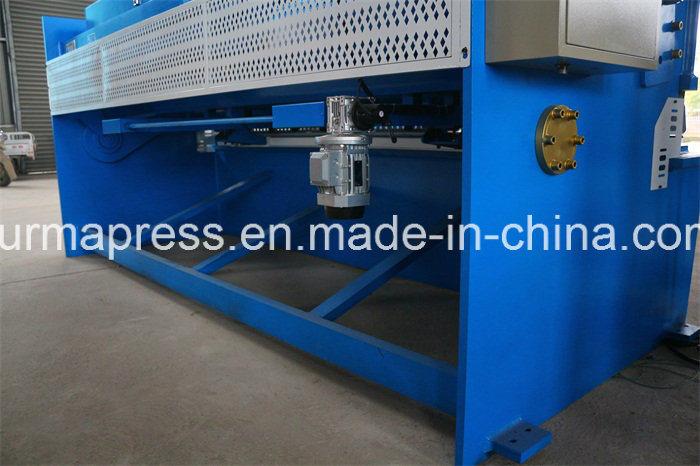 QC12y-12*3200 Nc Electric Sheet Metal Cutting Shearing Machine