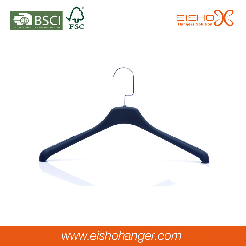 Simple Style Anti-Slip Plastic Clothes Hanger for Wholesale