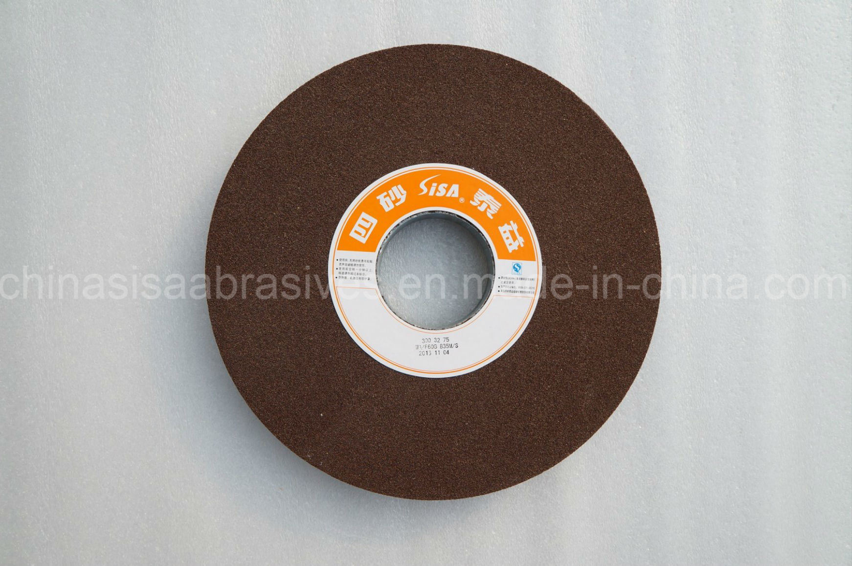 Sisa High-Precision Gear Grinding Wheel