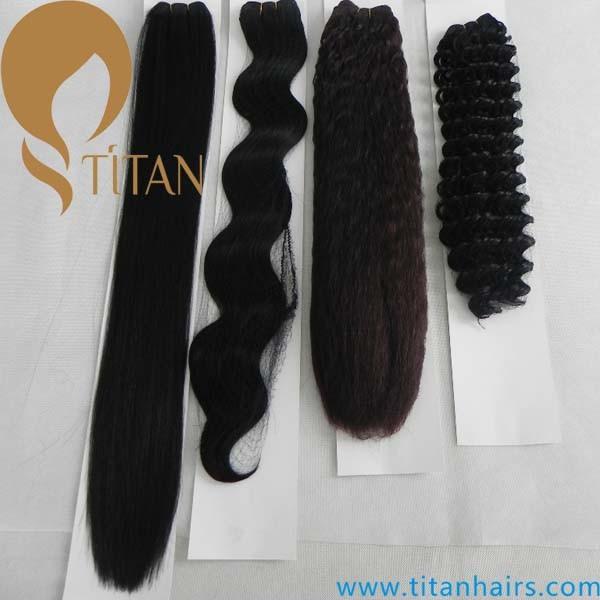 Synthetic Hair Weave, Synthetic Hair Weft, Synthetic Hair Weaving