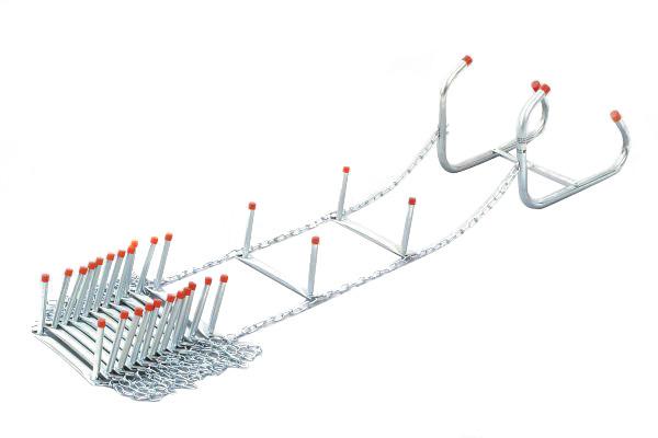 Fire Escape Ladder (TGR-EL) , TUV Approved