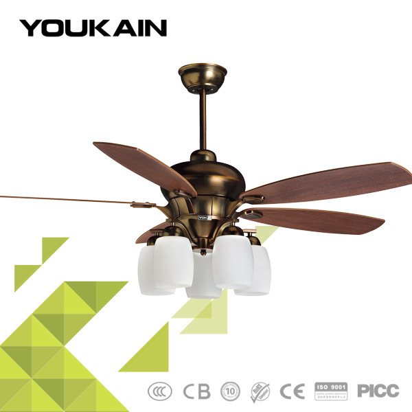 "China Fancy Ceiling Fan Remote Control with Lights (52""-YJ211) - China ..."