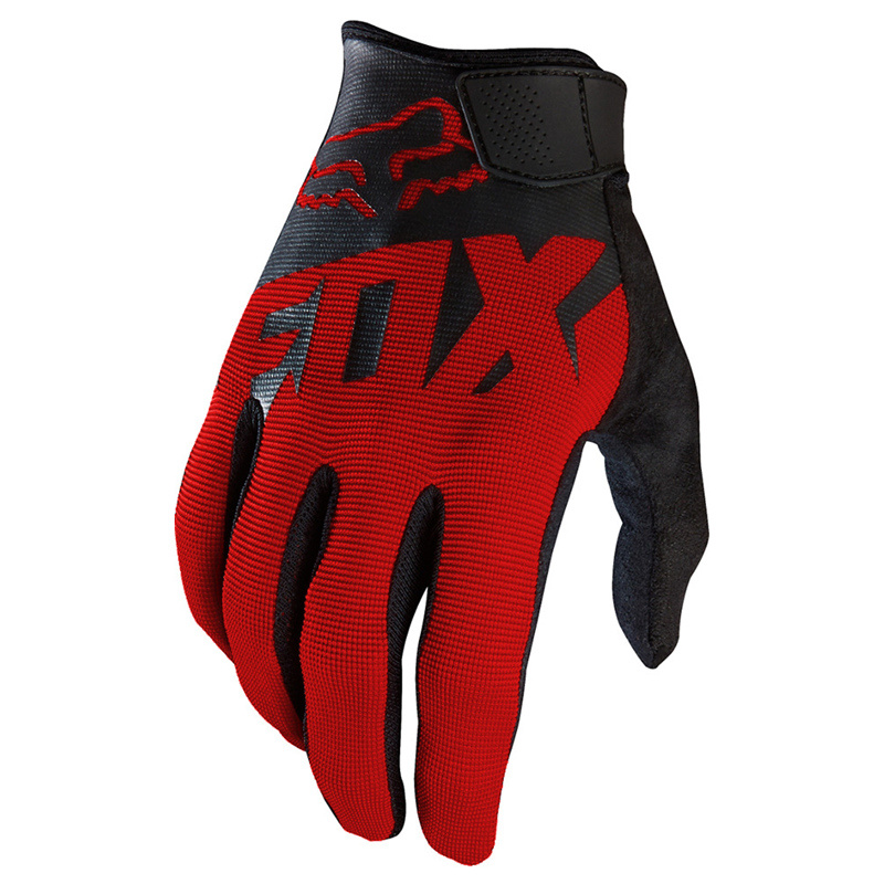 Crimson High Quality New Model Outdoor Cycling Sports Gloves (MAG82)