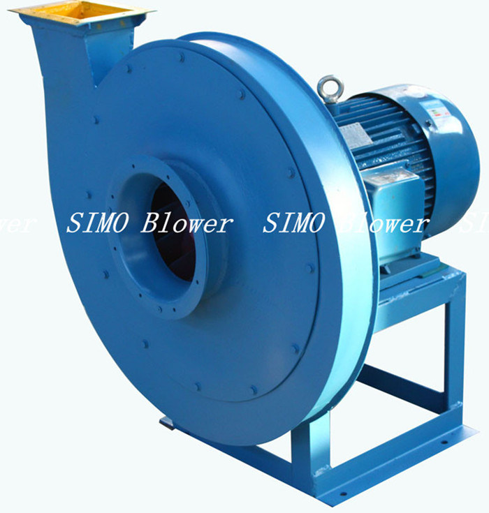 High Pressure Centrifugal Fan : China high pressure centrifugal blower fan