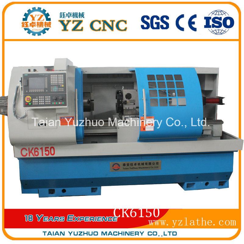 Siemens System Hydraulic Chuck CNC Machine