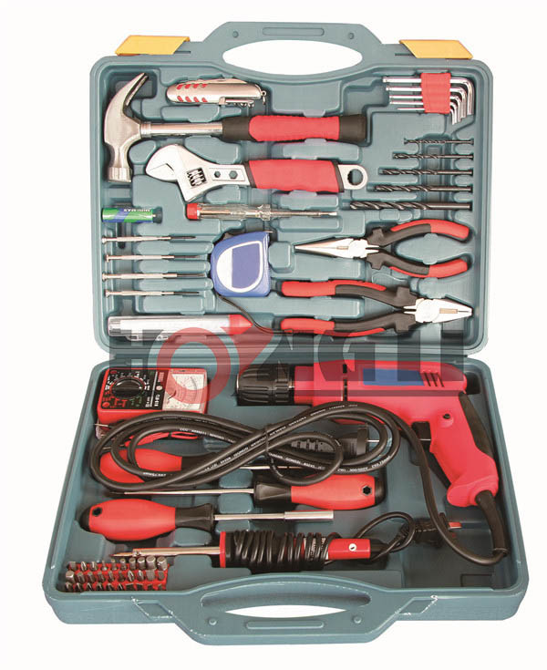 60PCS Tool Kit Power Tools