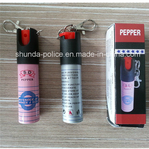 2016 Hot Sale Pepper Spray Best Quality for Lady, Self Defence and Police