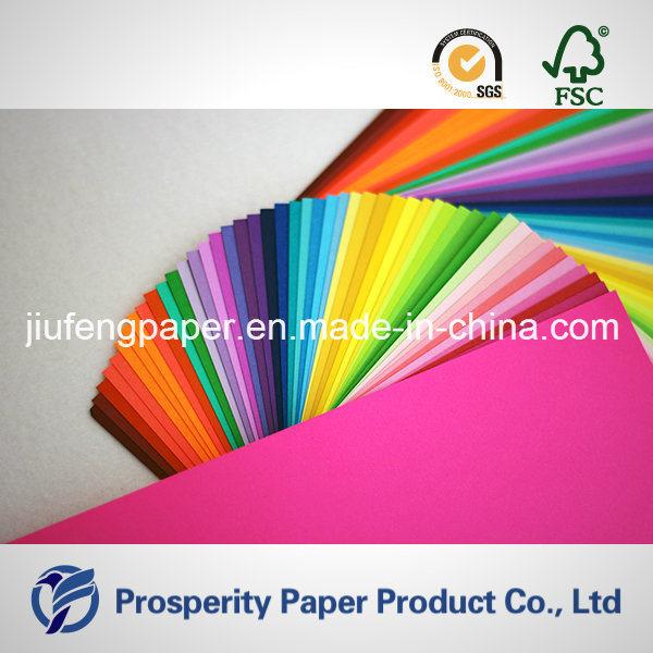 160GSM Kraft Color Paper