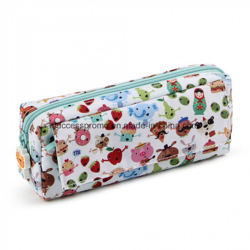 Fashion Pencil Bag, Pen Box, Pencil Case with Full Color Printing