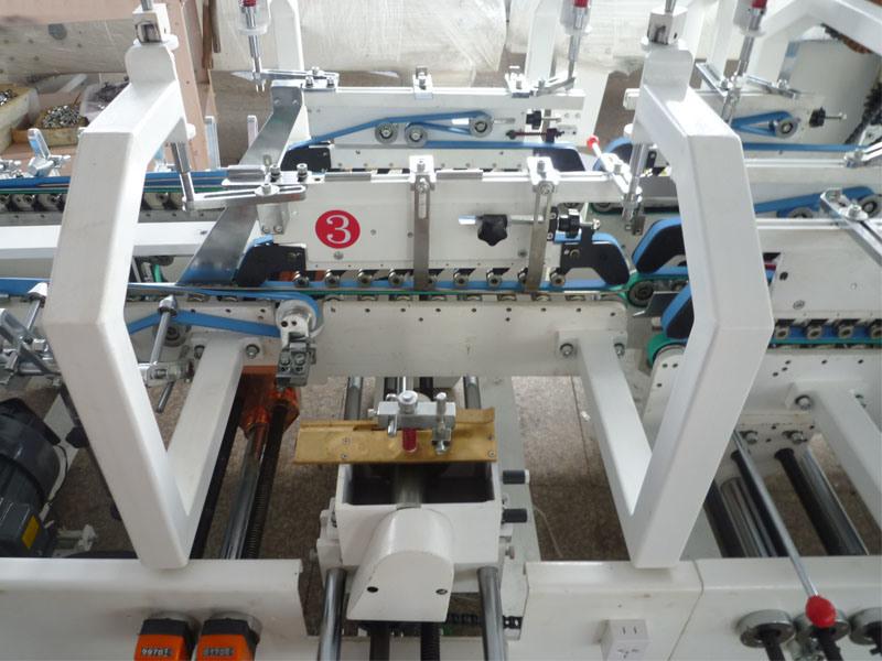 Crash-Lock / Pre-Fold Automatic Folder Gluer Machine (SHH-1200AG)