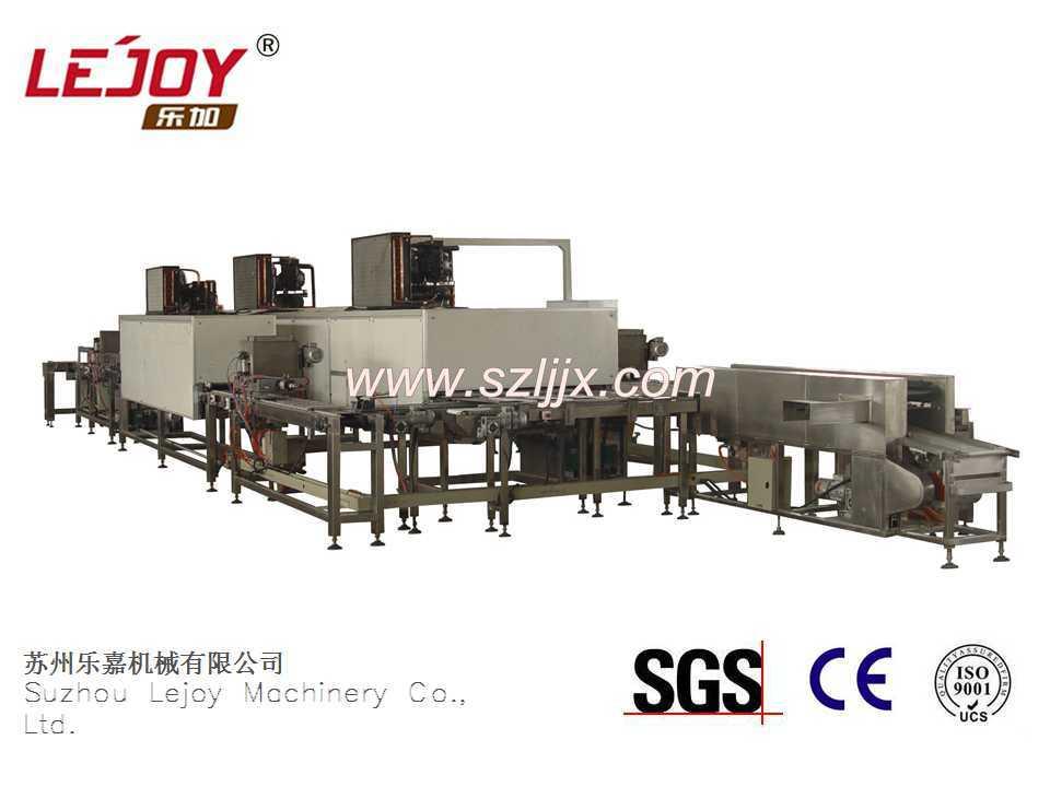 Chocolate Depositing Machine (3-steps depositing)