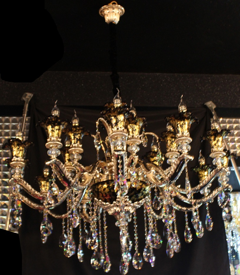 Phine 6~8~15~18~36 Arms Modern Swarovski Crystal Decoration Pendant Lighting Fixture Lamp Chandelier Light