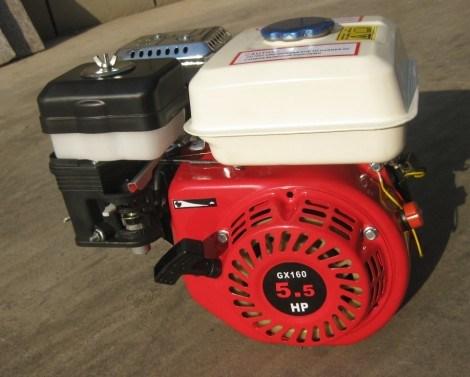 5.5HP (168F) Small 4-Stroke Gasoline Engine