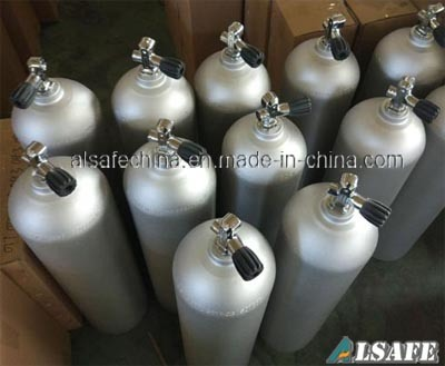200bar Aluminum Scuba Cylinder Diving