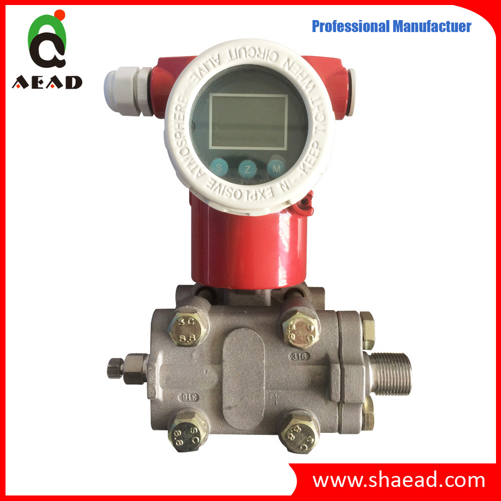China Reasonable Price Differential Pressure Transmitter Manufacturer