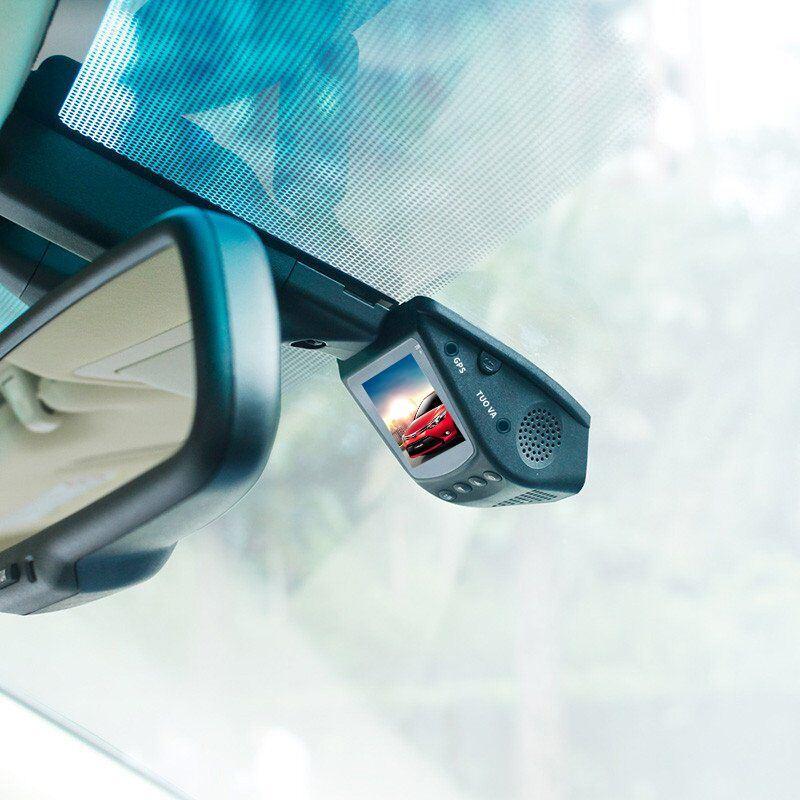 GPS Navigation FHD 1080P 2 Inch Back up Car Camera Dash Cam
