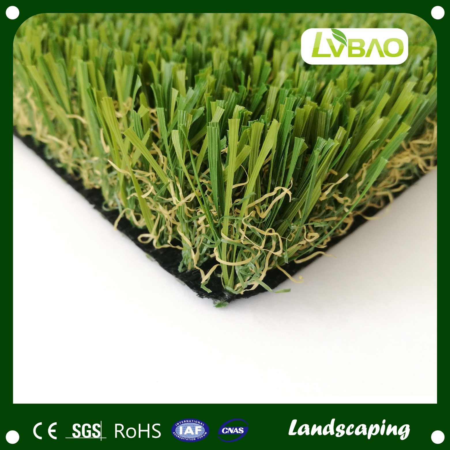 Durable Garden Decorative Artificial Turf Artificial Grass