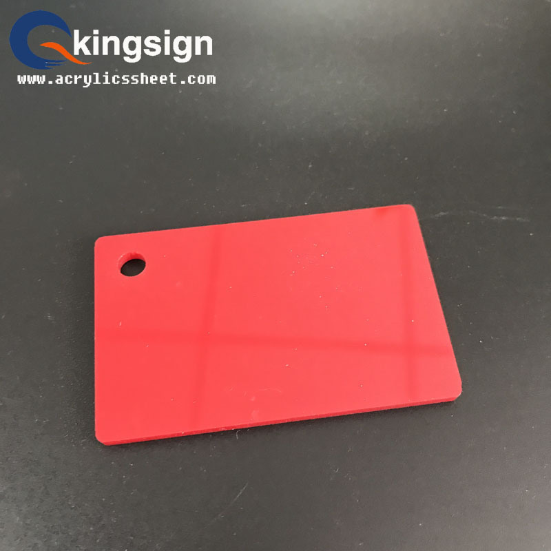 High Quality Color Plexiglass PMMA Sheet