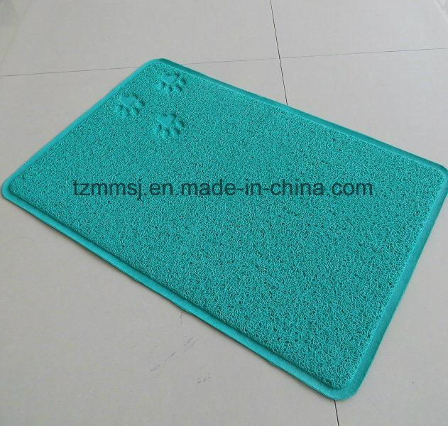 Pet Supply PVC Cat Litter Mat Pet Product