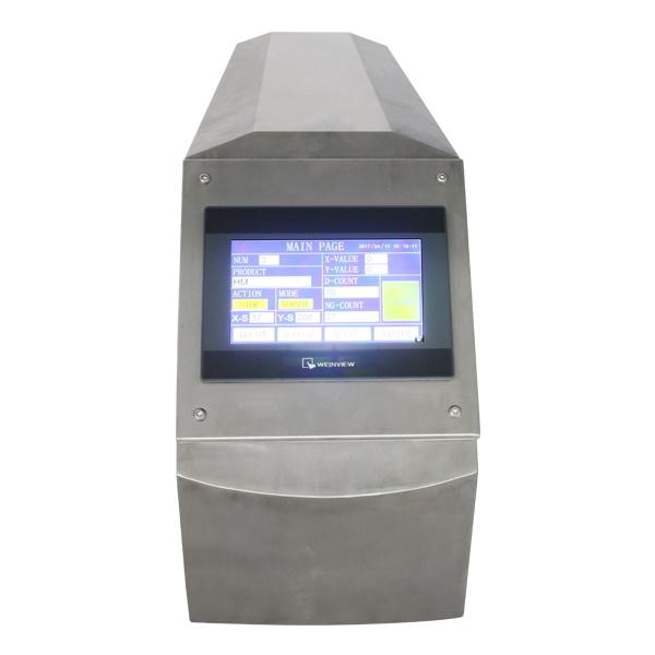 High Intelligent Touch Screen Digital Food Metal Detector