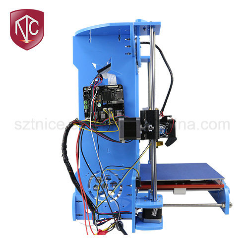 2017 Hot Selling 3D Printer Machine for Education and Design
