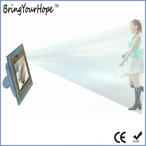 7 Inch Digital Frame with Motion Sensor (XH-DPF-070I)